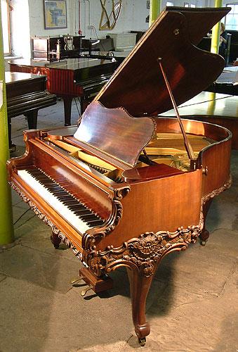 Carl Ecke Grand Piano for sale.