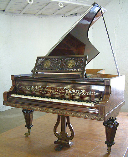 Gebruder Knake grand Piano for sale