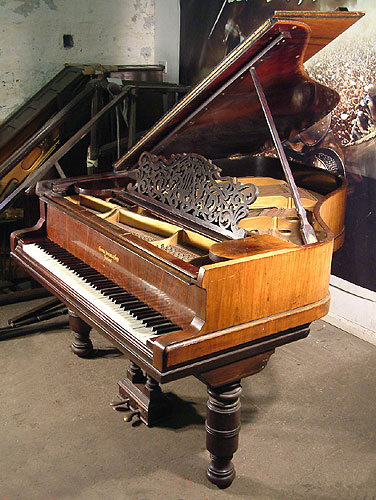 Antique Rogers Grand Piano for sale.
