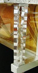 Gary Pons 'Reflet' piano leg