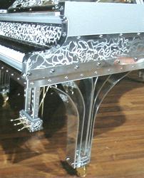 Gary Pons SY215 Boudoir Grand Piano