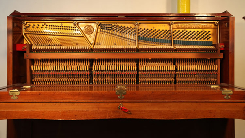 Bechstein Model IV Upright Instrument