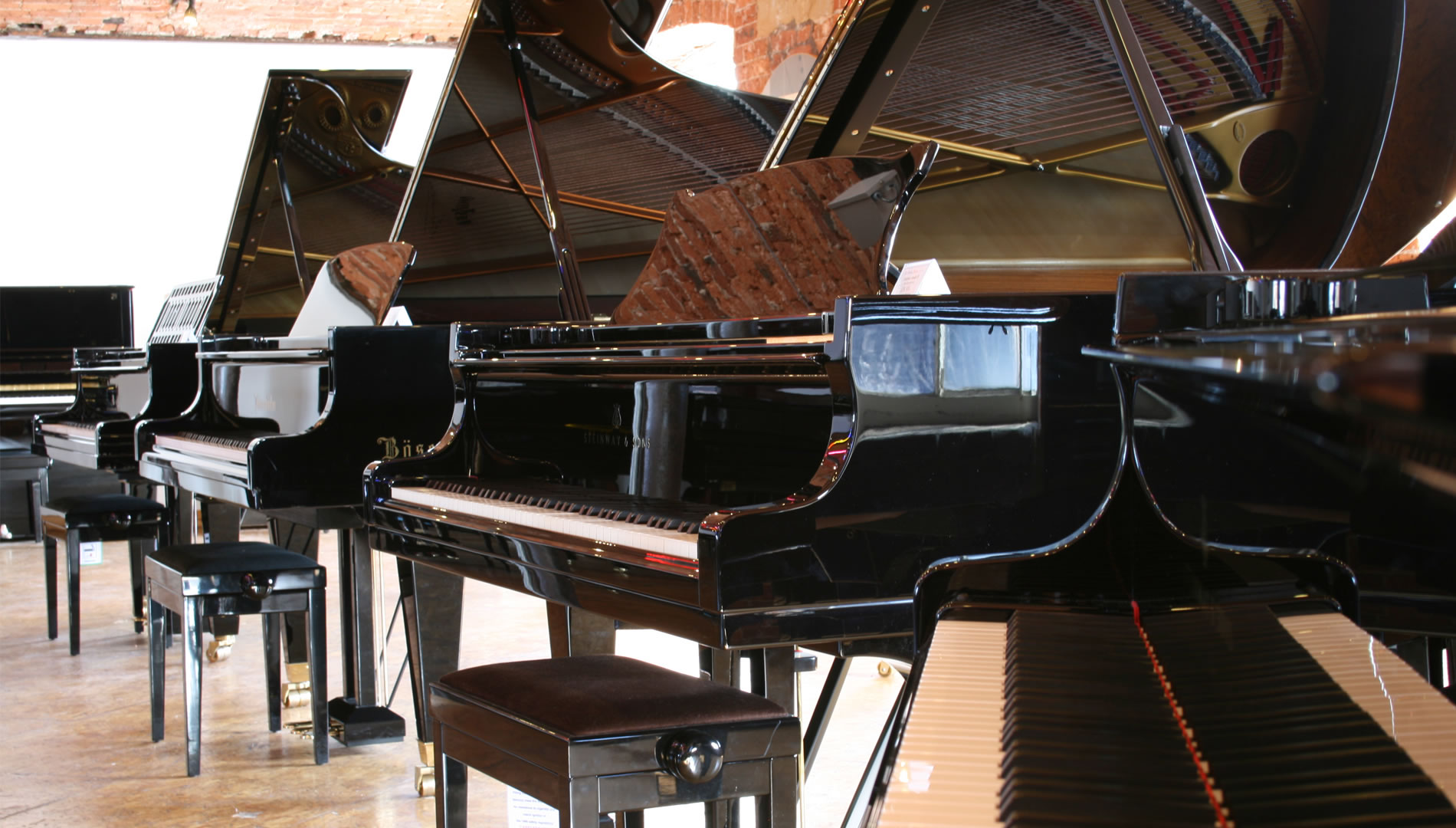 Piano Valuations Service