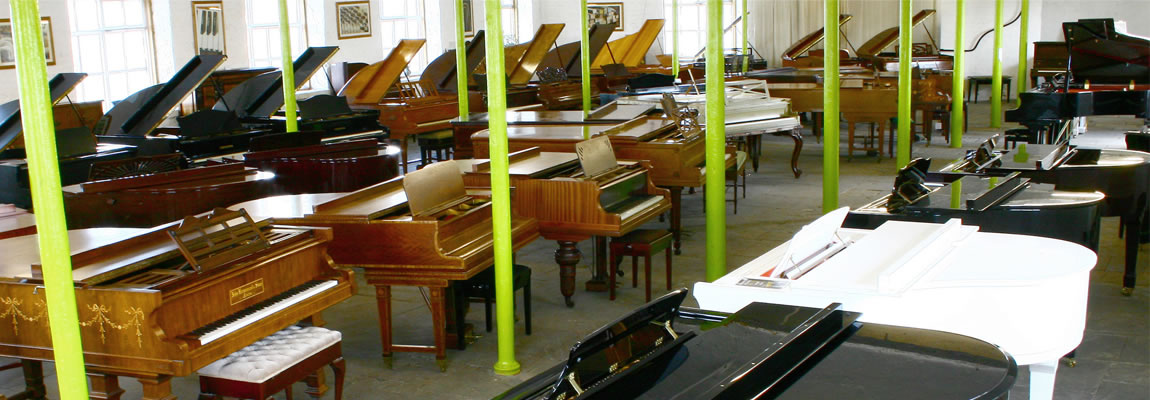 Piano Stock List