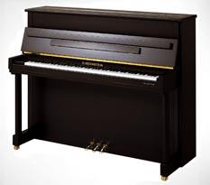 Classic 118 upright piano