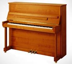 Classic 124 upright piano