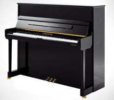 Elegance 124  upright piano