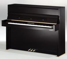 Millenium upright piano