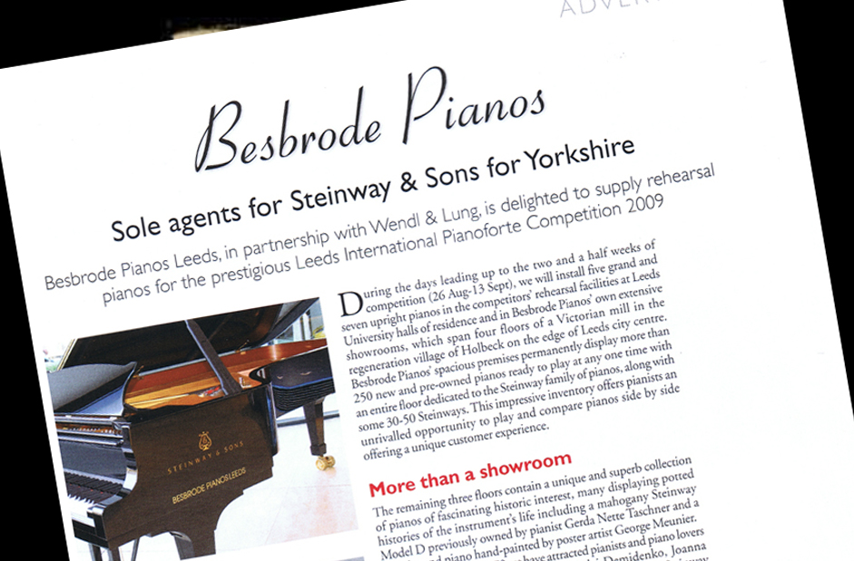 Pianist Magazine No 49 August - September 2009