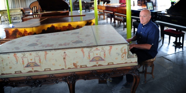 Meet the Leeds man for who piano restoration is big business