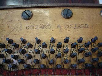 Collard & Collard Upright Piano for sale.