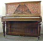Piano for sale. Antique Collard & Collard fitted with PianoDisc QuietTime GT-2 system
