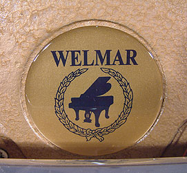 Welmar  Upright Piano for sale.