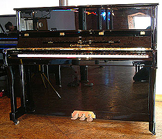New Bernstein UC 124T Upright Piano