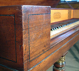 Nutting Square Piano for sale.