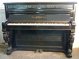 Erard upright piano