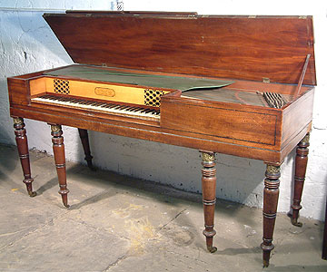 >Nutting Square Piano for sale.