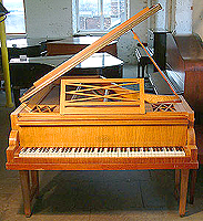 Artcase, Satinwood Erard Grand Piano