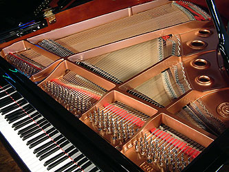 >Brodmann BG-168 Grand Piano for sale.