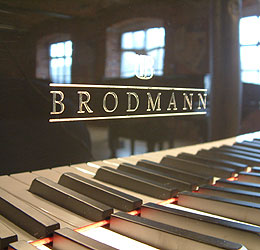 Brodmann BG-168 Grand Piano for sale.