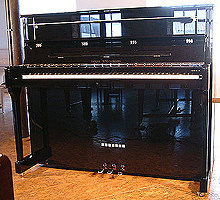 New Wilh Steinberg Upright Piano