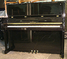 New Brodmann BU-132 Upright Piano