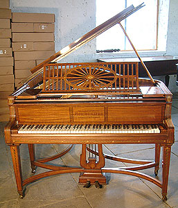 >Schiedmayer Grand Piano for sale.