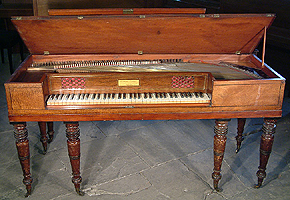 Antique Stoddart Square Piano For Sale