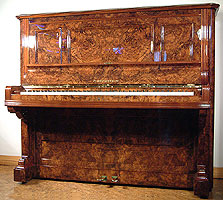 Bechstein Model II  upright piano For Sale
