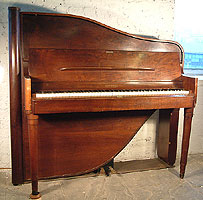 Artcased, Rippen upright piano