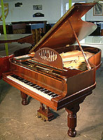 Antique Rogers Grand Piano For Sale
