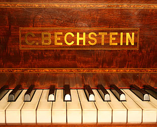 Antique Bechstein Model E  Grand Piano for sale.