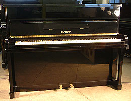 Modern Euterpe Upright Piano For Sale