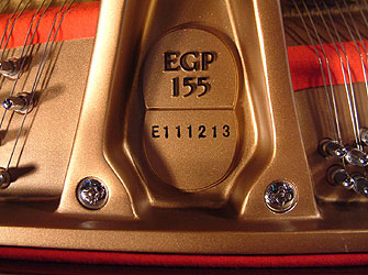 >Essex EGP 155 Grand Piano for sale.