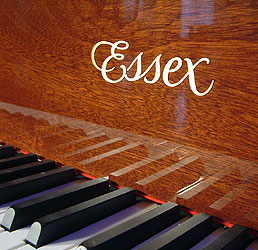 Essex EGP 155 Grand Piano for sale. We are looking for Steinway pianos any age or condition.