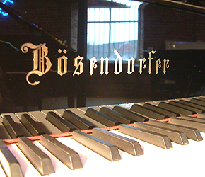 Bosendorfer Grand Piano for sale. We are looking for Steinway pianos any age or condition.