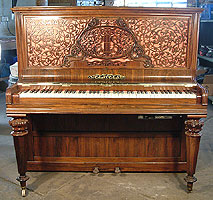 Antique Collard & Collard Upright Piano