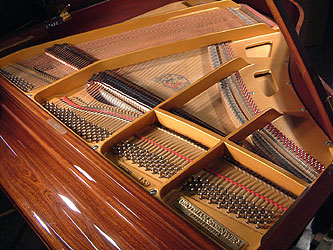 Grotrian Steinweg Model 162 Grand Piano for sale.