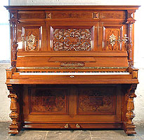 Steingraeber upright piano