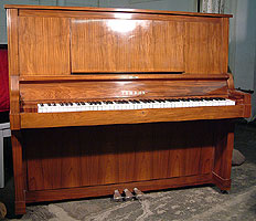 Modern Yamaha W101 Upright Piano For Sale