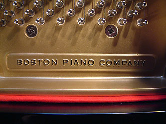 Boston GP178 Grand Piano for sale. We are looking for Steinway pianos any age or condition.