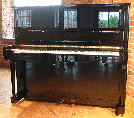 Brand New Steinway model K Grand Piano for sale.