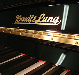 Wendl & Lung  upright Piano for sale.