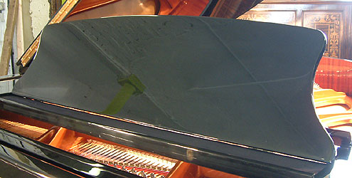 >Wendl & Lung Grand Piano for sale.