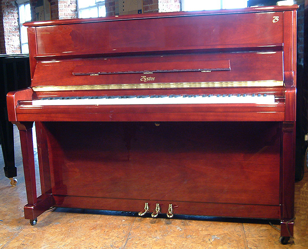 Boston 118 upright Piano for sale.