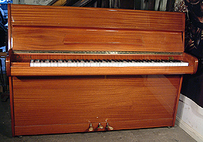 Modern Calisia Upright Piano For Sale
