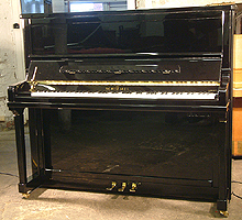 Modern Schimmel Konzert Upright Piano For Sale