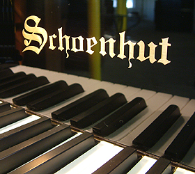 Schoenhut Grand Piano for sale.