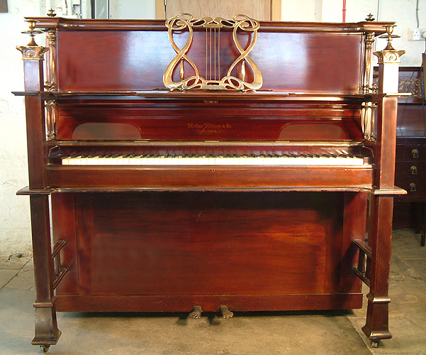 Allison exhibition piano