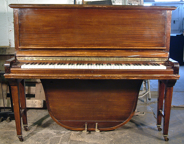 Morley upright piano